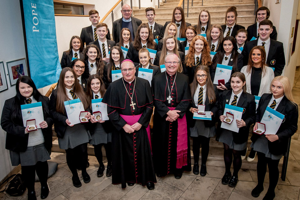 Holy Cross College, Strabane