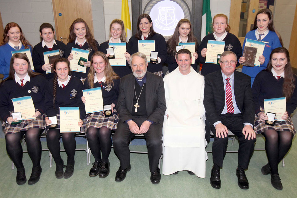 Saint Paul College Card >> Pope John Paul II Award | Diocese of Elphin