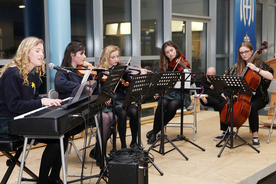 Ursuline College Musical Quartet