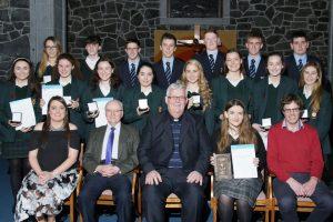 Diocese of Galway, Kilmacduagh & Kilfenora Award ceremony