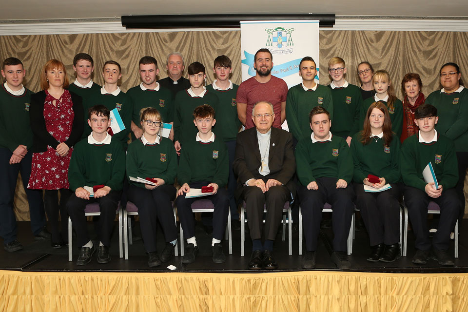 Kilmore Award Ceremony 2017 - Bailiborough parish