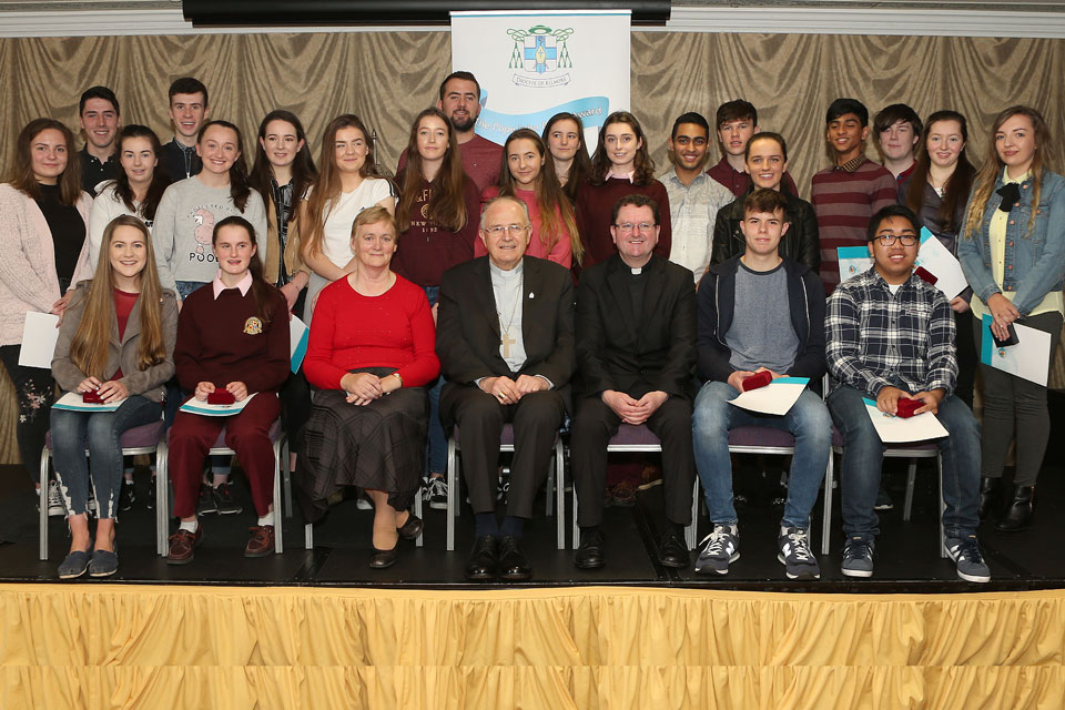 Kilmore Award Ceremony 2017 - Cavan Parish