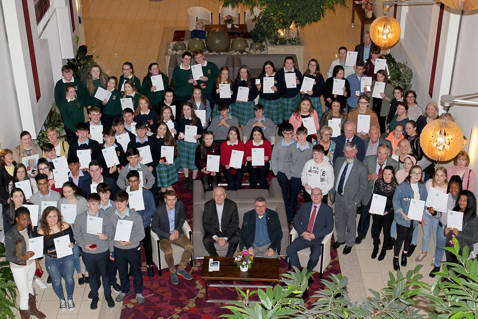 Diocese of Kilmore Award recipients 2018