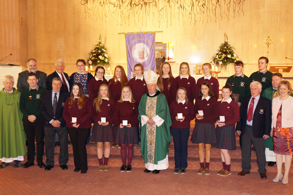 Diocese of Meath Award ceremony 2017