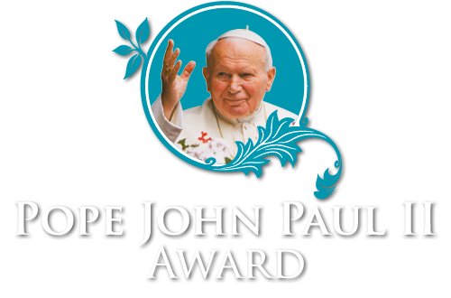 Pope John Paul II Award Logo