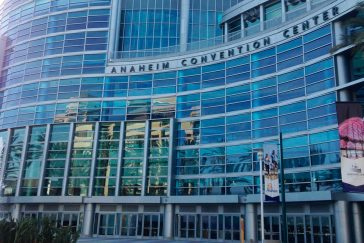 Anaheim Convention Center, Los Angeles