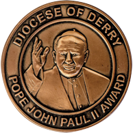 The Pope John Paul II Bronze Award