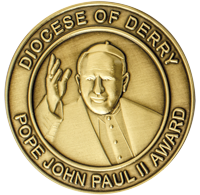 The Pope John Paul II Gold Award
