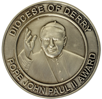 The Pope John Paul II Silver Award