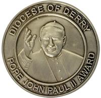 The Pope John Paul II Silver Award