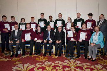 Meath, John Paul II Award -launch