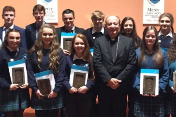 Diocese of Waterford and Lismore Annual Pope John Paul II Award ceremony 2016