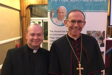 The genius of the John Paul II Award – Bishop Fintan Monahan