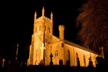 Killashinch Church, Diocese of Kildare and Leighlin