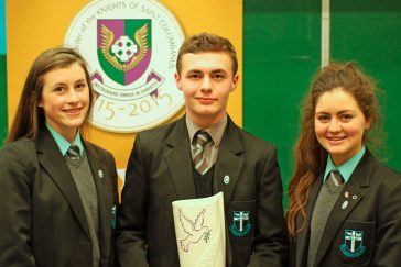 Public speaking competition winners 2016
