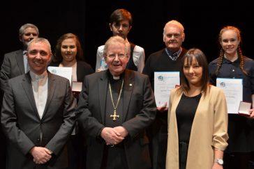 Hexham and Newcastle Award Ceremony 2017