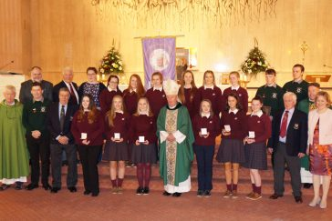 Diocese of Meath, Annual Award ceremony 2017