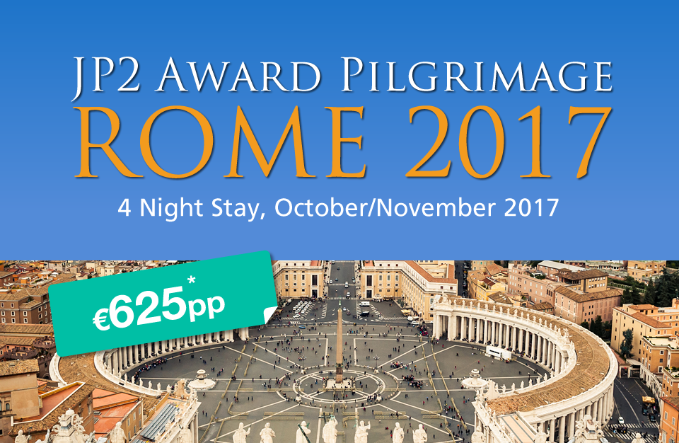Pilgrimage to Rome costs €625