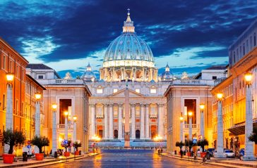 Information for those participating in our Pilgrimage to Rome