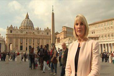 UTV reporter, Sarah Clarke fronts documentary featuring former Premiership footballer Philip Mulryne and Pope John Paul II Award participants