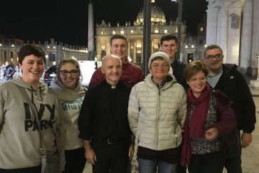 Comunita di Sant'Egidio and JP2Award volunteers