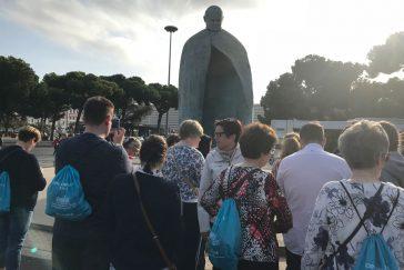 Seven Churches of Rome – JP2 Award Walking Pilgrimage