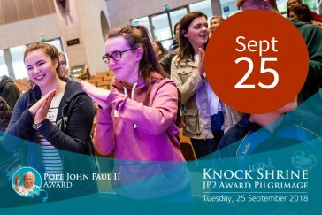Pilgrimage to Knock Shrine 2018