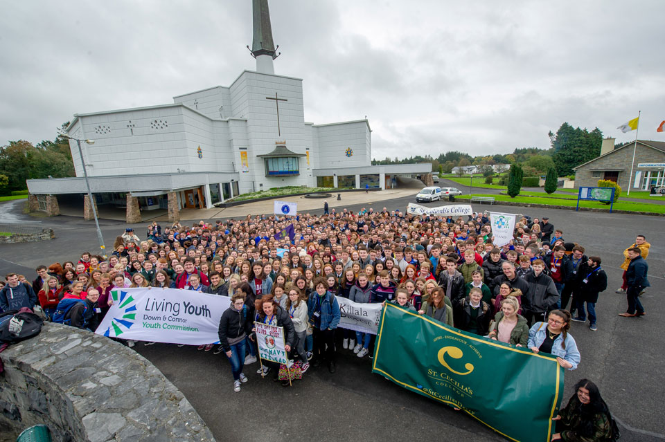 Award Pilgrimage to Knock Shrine 2018