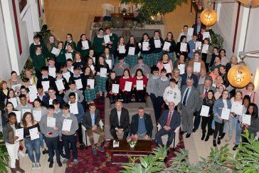 Diocese of Kilmore Award recipients 2018