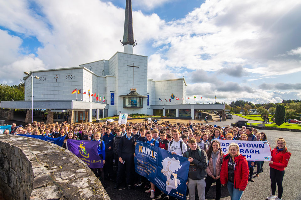 JP2 Award Knock Shrine 2019