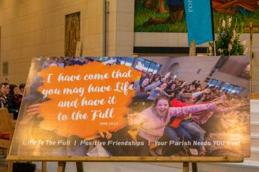 Pilgrimage Theme Life To The Full